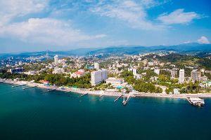 Khám phá thành phố Sochi - khu nghỉ dưỡng bên bờ biển tuyệt vời của Nga
