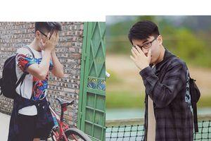 Hot boy 'gia đình có điều kiện' đạp xe cả trăm cây số lên Hà Nội nhập học