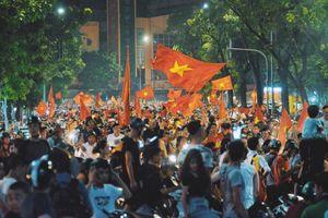 Hà Nội: Hơn 500 cảnh sát bảo vệ trật tự trận Việt Nam - Syria tối nay