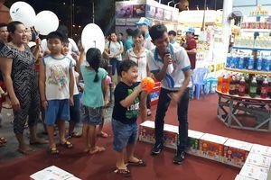 Hơn 350 gian hàng góp mặt trong Hội chợ hàng Việt Nam chất lượng cao Đồng Nai