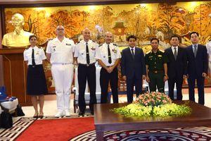 Khởi đầu mới cho quan hệ hợp tác quốc phòng Việt Nam - Pháp