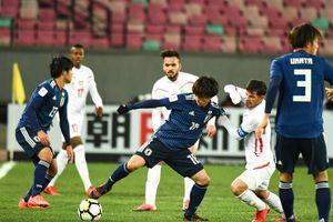 Video trực tiếp Ả Rập Xê Út vs Nhật Bản, tứ kết ASIAD 2018