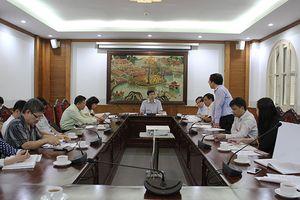 Thứ trưởng Lê Quang Tùng: Cần chuẩn bị tốt nội dung Hội chợ ITE TP. Hồ Chí Minh 2018