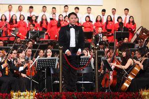 Giấc mơ đưa hòa nhạc Việt Nam vươn ra thế giới