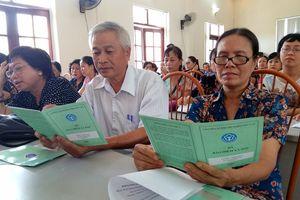 Hà Nội tăng phổ biến chính sách về bảo hiểm xã hội