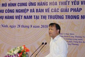 Cung ứng hàng hóa Việt cho công nhân