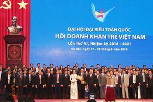 T.Ư Hội Doanh nhân trẻ Việt Nam có Chủ tịch mới