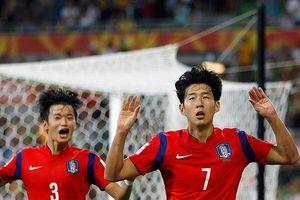 Hàn Quốc thắng nghẹt thở, Son Heung-min thở phào