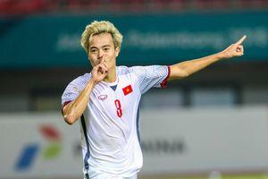 Đưa Olympic Việt Nam 'bay' vào bán kết Asiad, Văn Toàn nói gì?