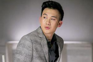 Ca sĩ Dương Triệu Vũ lần đầu đến với cuộc thi sắc đẹp