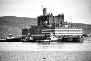 Nhà máy điện hạt nhân nổi duy nhất thế giới tại Nga