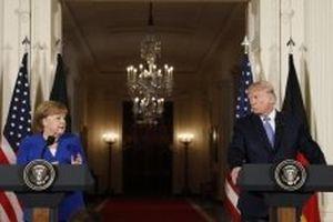 Thủ tướng Đức và Tổng thống Mỹ quan ngại về các diễn biến tại Syria