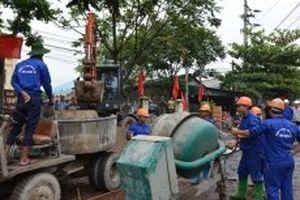 Khởi công xây dựng tuyến đường kết nối Yên Bái - Lào Cai