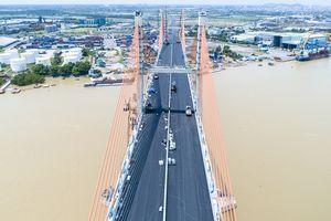 Cầu Bạch Đằng là đột phá trong thu hút vốn tư nhân