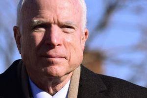 Xúc động lời trăn trối cuối cùng của John McCain