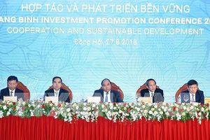 Thủ tướng Nguyễn Xuân Phúc: Quảng Bình cần phát triển xanh và thịnh vượng