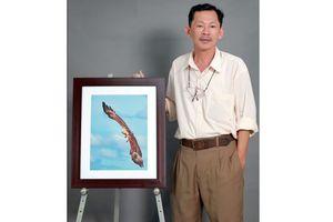 Triển lãm hơn 70 tác phẩm ảnh nghệ thuật về các loài chim