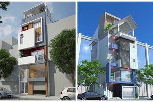 10 mẫu nhà phố 4 tầng được chuộng nhất tại Việt Nam