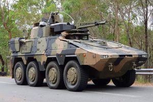 Úc trang bị tên lửa chống tăng Israel cho xe bọc thép Boxer