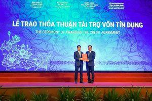 Vietcombank trao Thỏa thuận nguyên tắc thu xếp vốn Dự án Nhiệt điện Quảng Trạch 1 cho EVN