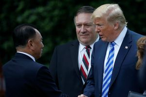 Một lá thư đã khiến Tổng thống Trump hủy chuyến đi Triều Tiên của ngoại trưởng Mỹ?