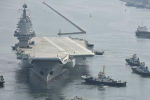 Tàu sân bay tự đóng Trung Quốc sắp sẵn sàng tác chiến?