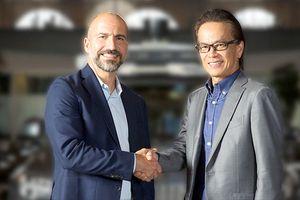 Nhảy vào cuộc đua xe tự hành, Toyota đầu tư 500 triệu USD cho Uber