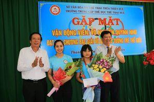 Thừa Thiên-Huế đón á quân cờ tướng trẻ thế giới