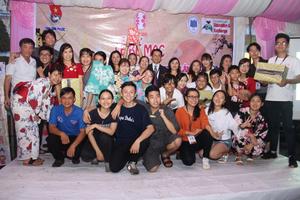Chương trình giao lưu thanh niên Việt - Nhật lần 3 tại Bình Phước