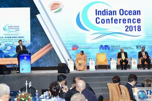 Nhu cầu kết nối Ấn Độ Dương - Thái Bình Dương ngày càng tăng