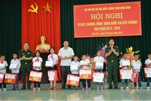 Chung tay nâng bước học sinh nghèo thực hiện ước mơ đến trường