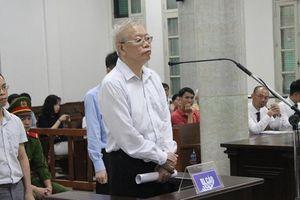 Cựu Chủ tịch Hội đồng quản trị PVTex đã nộp 3 tỷ đồng khắc phục hậu quả