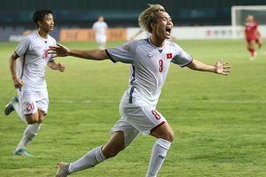 Văn Toàn nói gì sau khi ghi bàn thắng vàng hạ U23 Syria?