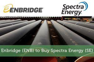 Enbridge mua lại công ty Spectra Energy Partners với giá 3,3 tỷ USD