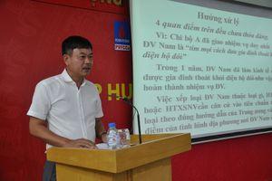 PVFCCo tổ chức Hội nghị tập huấn công tác Đảng năm 2018