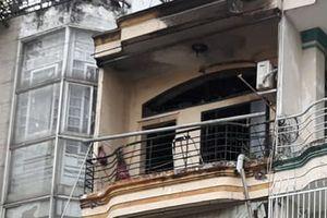 Điều tra vụ cháy nhà 3 tầng khiến 1 người tử vong