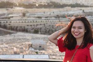 Nữ sinh Trường ĐH Ngoại Thương chia sẻ những trải nghiệm đặc biệt tại quốc gia khởi nghiệp Israel