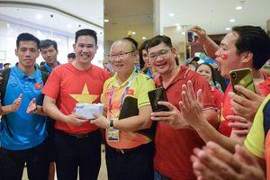 Asanzo thưởng nóng 25.000 USD cho tuyển Olympic Việt Nam sau chiến thắng lịch sử trước Syria