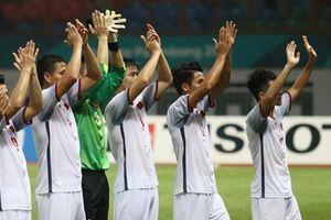 Olympic Việt Nam đang đứng đầu trang tìm kiếm thông tin tại Hàn Quốc