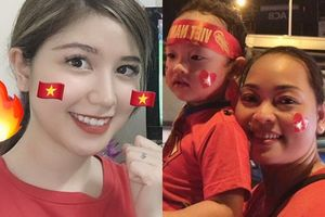 Chiến thắng lịch sử của U23 Việt Nam bao trùm ngôi nhà ảo triệu follow của dàn hot girl - hot boy Việt