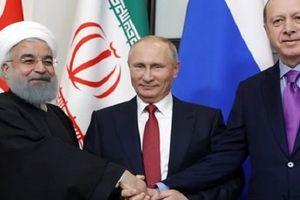 Iran, Nga, Thổ Nhĩ Kỳ sẽ mở hội nghị thượng đỉnh về Syria vào tuần tới
