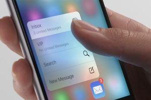 Apple có thể loại bỏ tính năng 3D Touch trên các mẫu iPhone mới