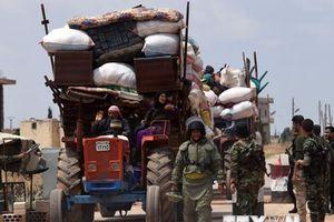 Tình hình Syria: Nga đàm phán với các nhóm vũ trang tại Idlib