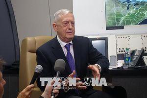 Mỹ chấm dứt tình trạng đình chỉ tập trận trên Bán đảo Triều Tiên