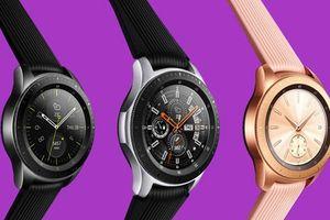 Tiết lộ tính năng vượt trội của Galaxy Watch vừa mở bán