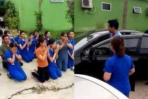 Vụ cô giáo mầm non ở Nghệ An quỳ gối xin dạy : Kỷ luật 5 cán bộ