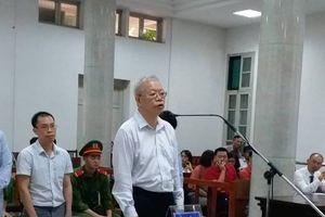 Cựu Chủ tịch PVTEX nói không nắm được nội dung hợp đồng đã ký