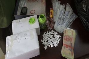 Lạng Sơn: Cả nhà tham gia đường dây mua bán ma túy
