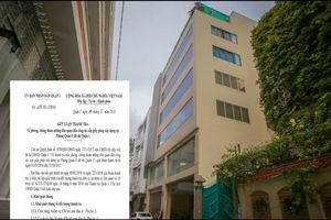 TP HCM: Hàng loạt vi phạm trong cấp phép xây dựng tại quận 1