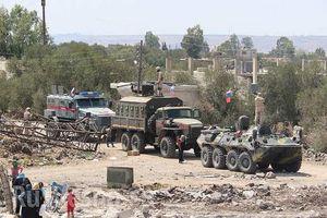 Quân cảnh Nga làm gì ở Syria: Từ Quảng trường Đỏ đến chiến trường